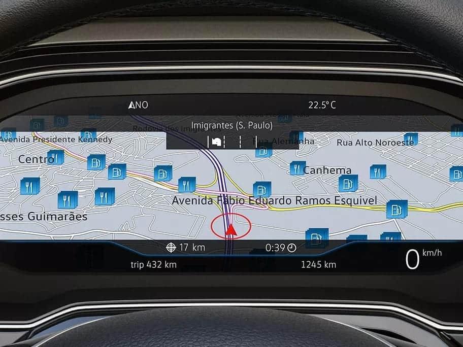 Volkswagen Virtus - Active Info Display