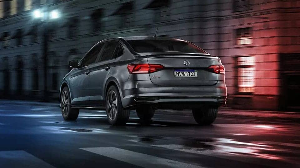 Volkswagen Virtus GTS - Visual