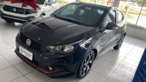FIAT ARGO HGT 1.8 AUTOMATICO 2017/2018