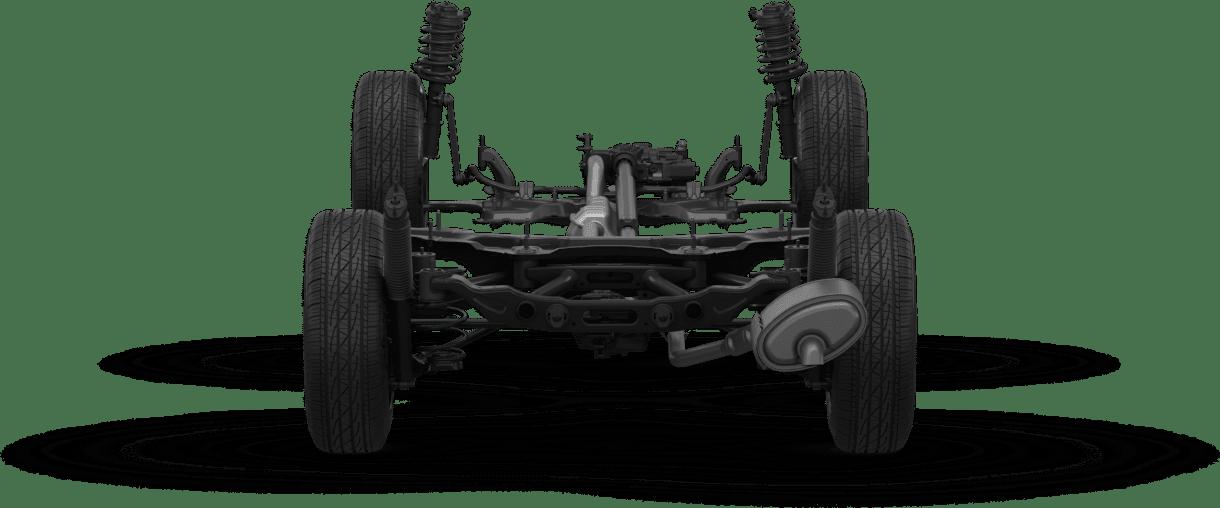 Toro suspension