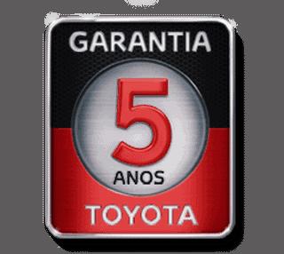 Garantia 5 Anos Toyota