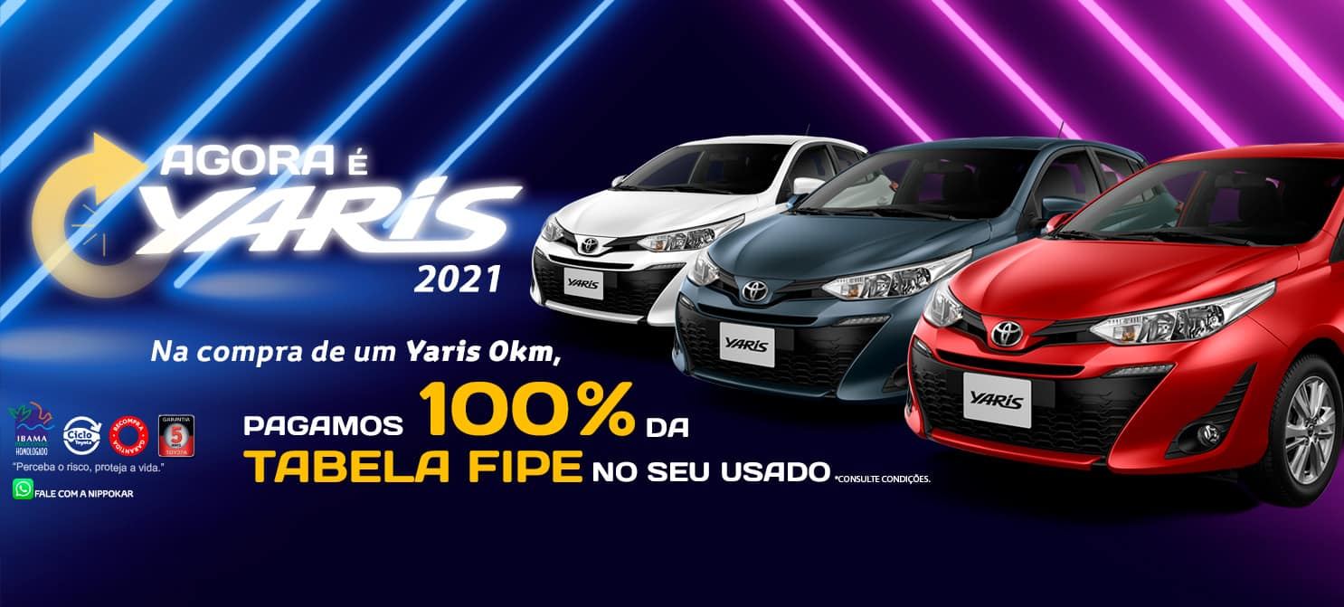 Yaris Janeiro