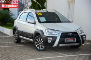TOYOTA ETIOS HATCH CROSS AT 17/18 2017/2018