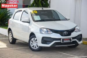 TOYOTA ETIOS HATCH X 13L MT 19/20 2019/2020