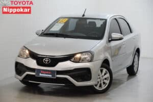 TOYOTA ETIOS SEDAN X PLUS 15 MT 18/19 2018/2019
