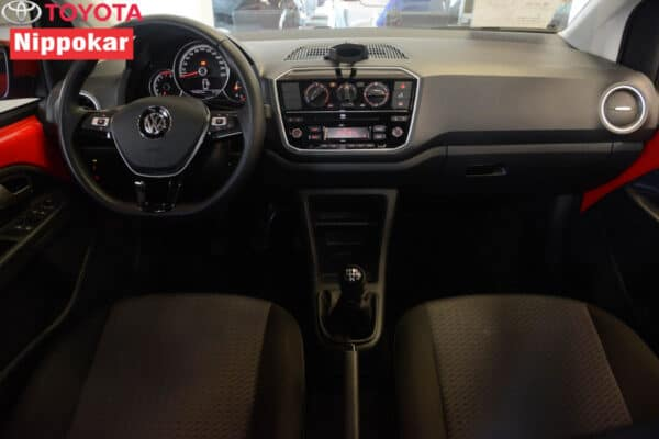 VOLKSWAGEN VW/UP MOVE MDV 2018/2018