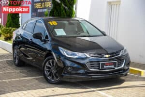 CHEVROLET CRUZE LTZ NB AT/CHEVROLET 2017/2018