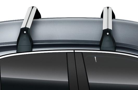 Barras transversais de teto - Corolla
