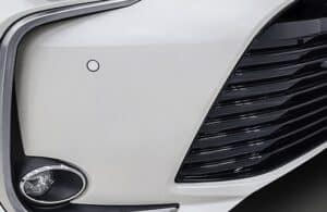 Sensor de estacionamento frontal - Corolla