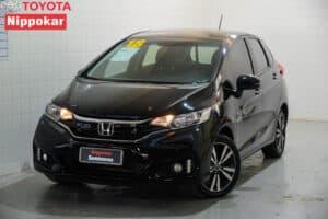 HONDA HONDA FIT EX CVT 2018/2018