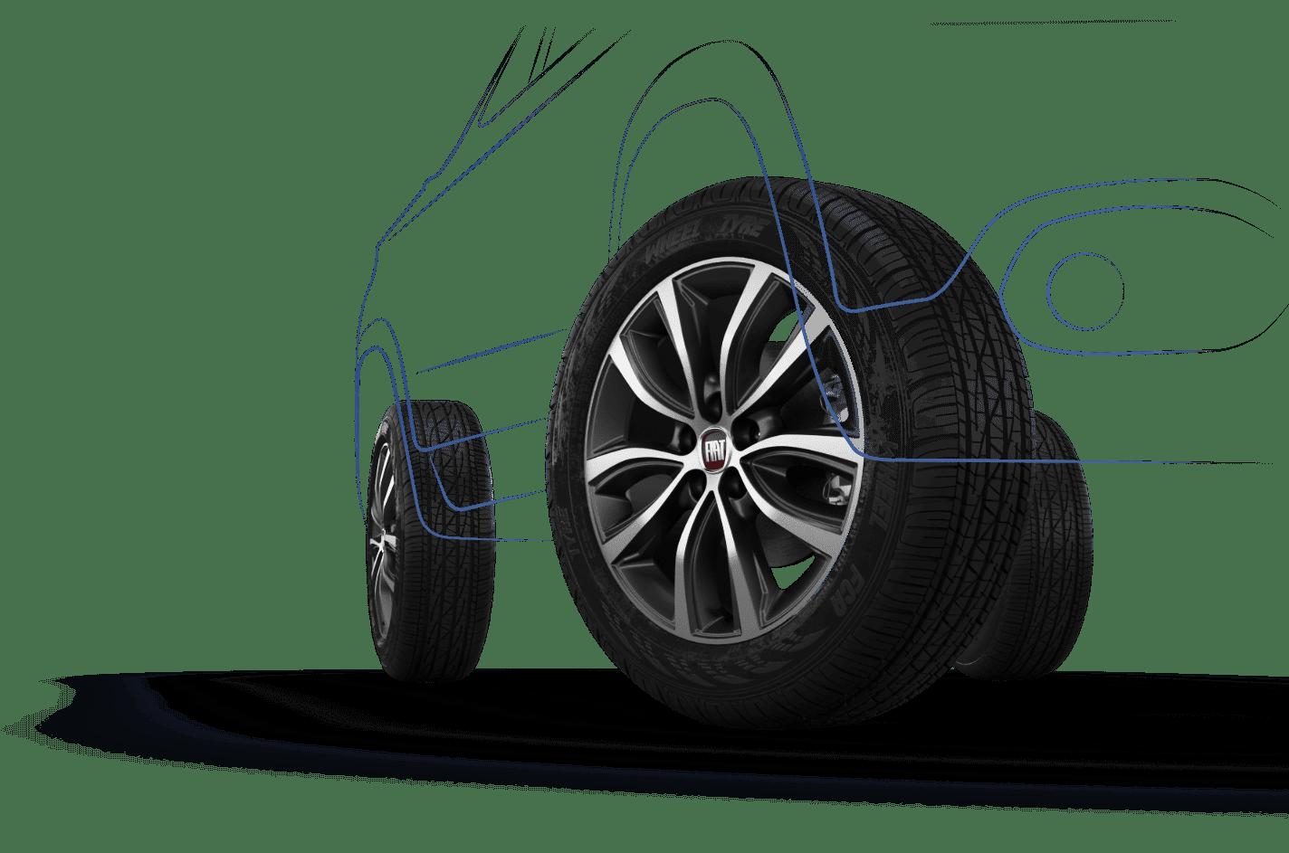 Roda 1a1 Toro - Concessionária e Revenda Autorizada Fiat em Santa Catarina, SC | Carboni Fiat