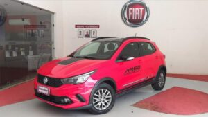 FIAT ARGO 1.3 FIREFLY FLEX TREKKING MANUAL 2019/2020