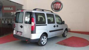 FIAT DOBLÒ 1.8 MPI ESSENCE 7L 16V FLEX 4P MANUAL 2018/2019