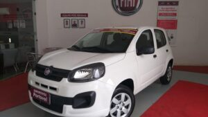 FIAT UNO 1.0 FIRE FLEX ATTRACTIVE MANUAL 2019/2019