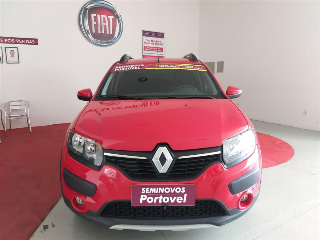 RENAULT SANDERO 1.6 STEPWAY 8V FLEX 4P MANUAL 2015/2016
