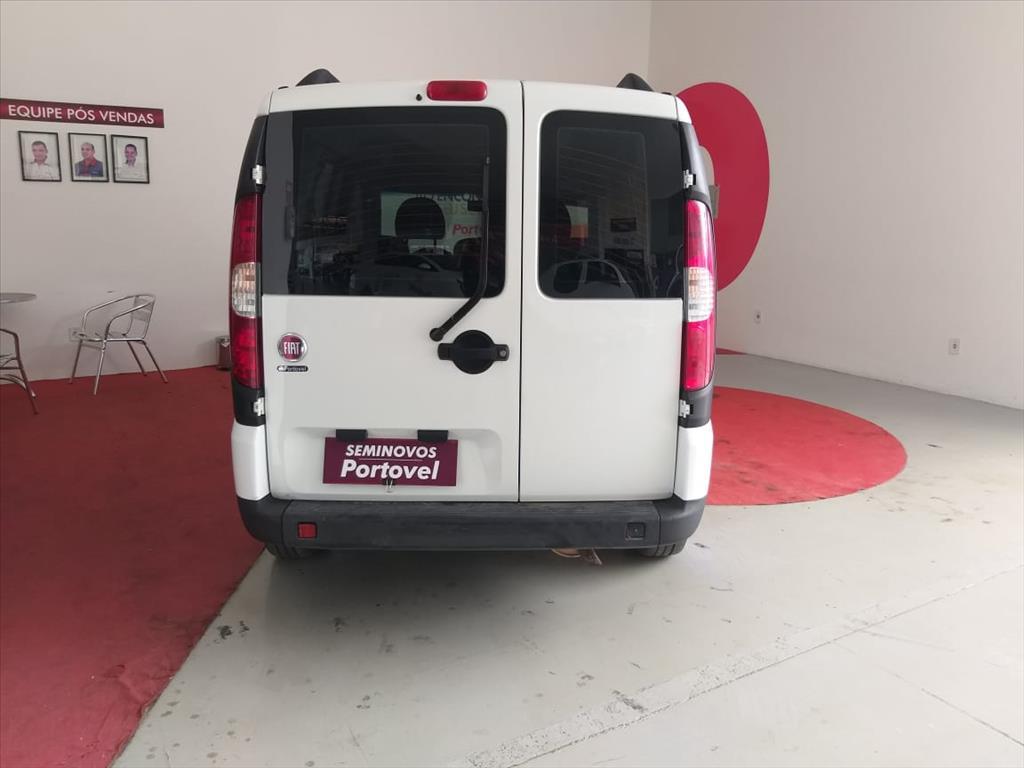 FIAT DOBLÒ 1.8 MPI ESSENCE 16V FLEX 4P MANUAL 2014/2015