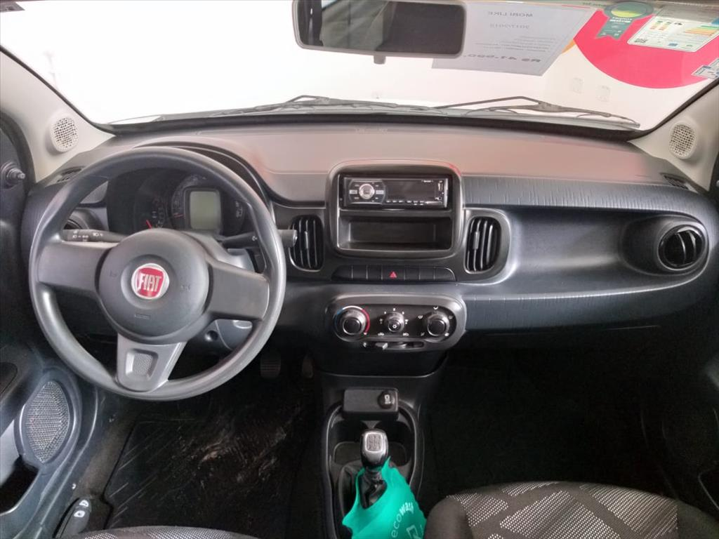 FIAT MOBI 1.0 8V EVO FLEX LIKE. MANUAL 2017/2018