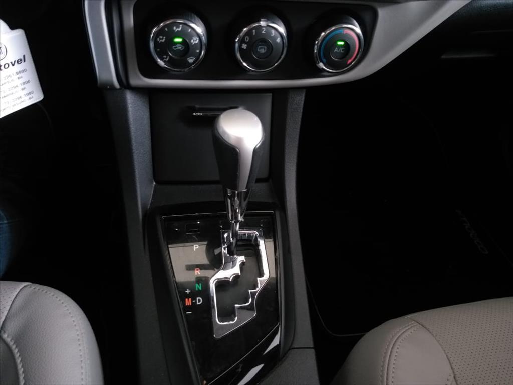 TOYOTA COROLLA 1.8 GLI 16V FLEX 4P AUTOMÁTICO 2019/2019