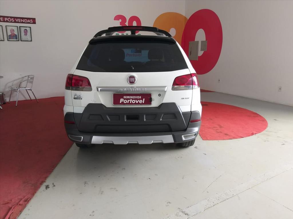 FIAT PALIO 1.8 MPI ADVENTURE WEEKEND 16V FLEX 4P MANUAL 2013/2014