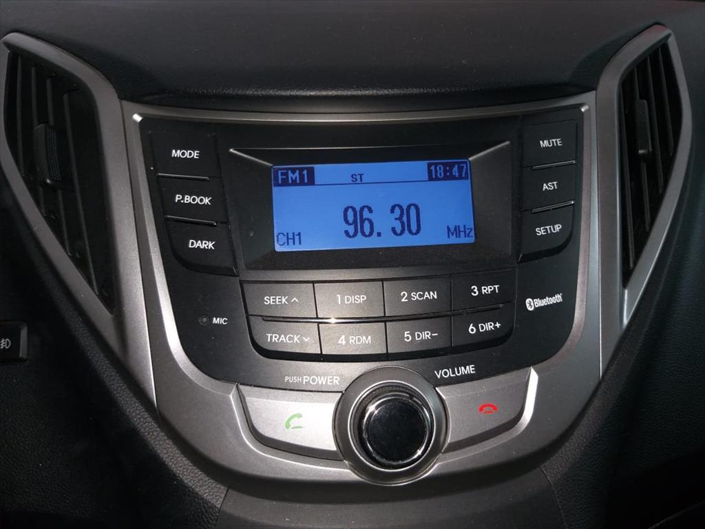 HYUNDAI HB20 1.6 COMFORT PLUS 16V FLEX 4P AUTOMÁTICO 2014/2015