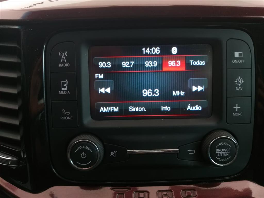 FIAT TORO 1.8 16V EVO FLEX FREEDOM AT6 2018/2019