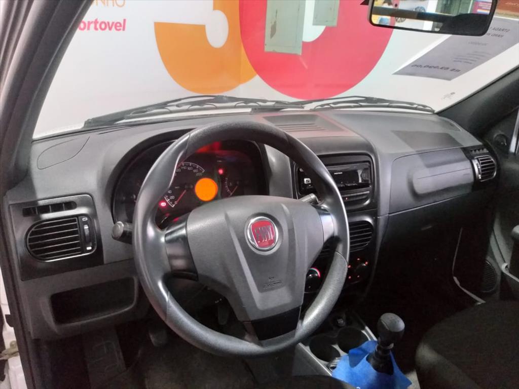 FIAT STRADA 1.4 MPI HARD WORKING CS 8V FLEX 2P MANUAL 2019/2020