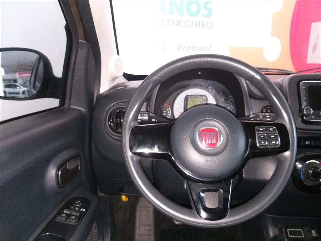 FIAT MOBI 1.0 8V EVO FLEX WAY MANUAL 2016/2017