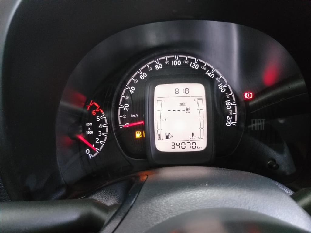 FIAT MOBI 1.0 8V EVO FLEX LIKE. MANUAL 2018/2018