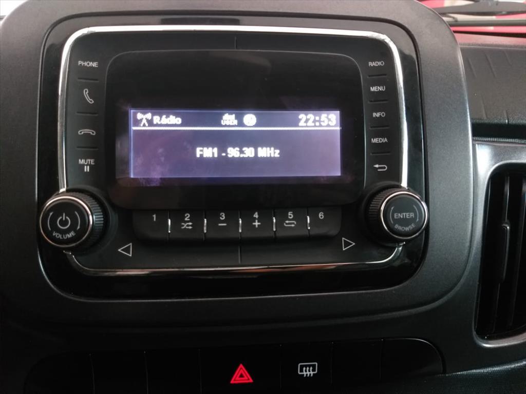 FIAT MOBI 1.0 8V EVO FLEX WAY MANUAL 2017/2018