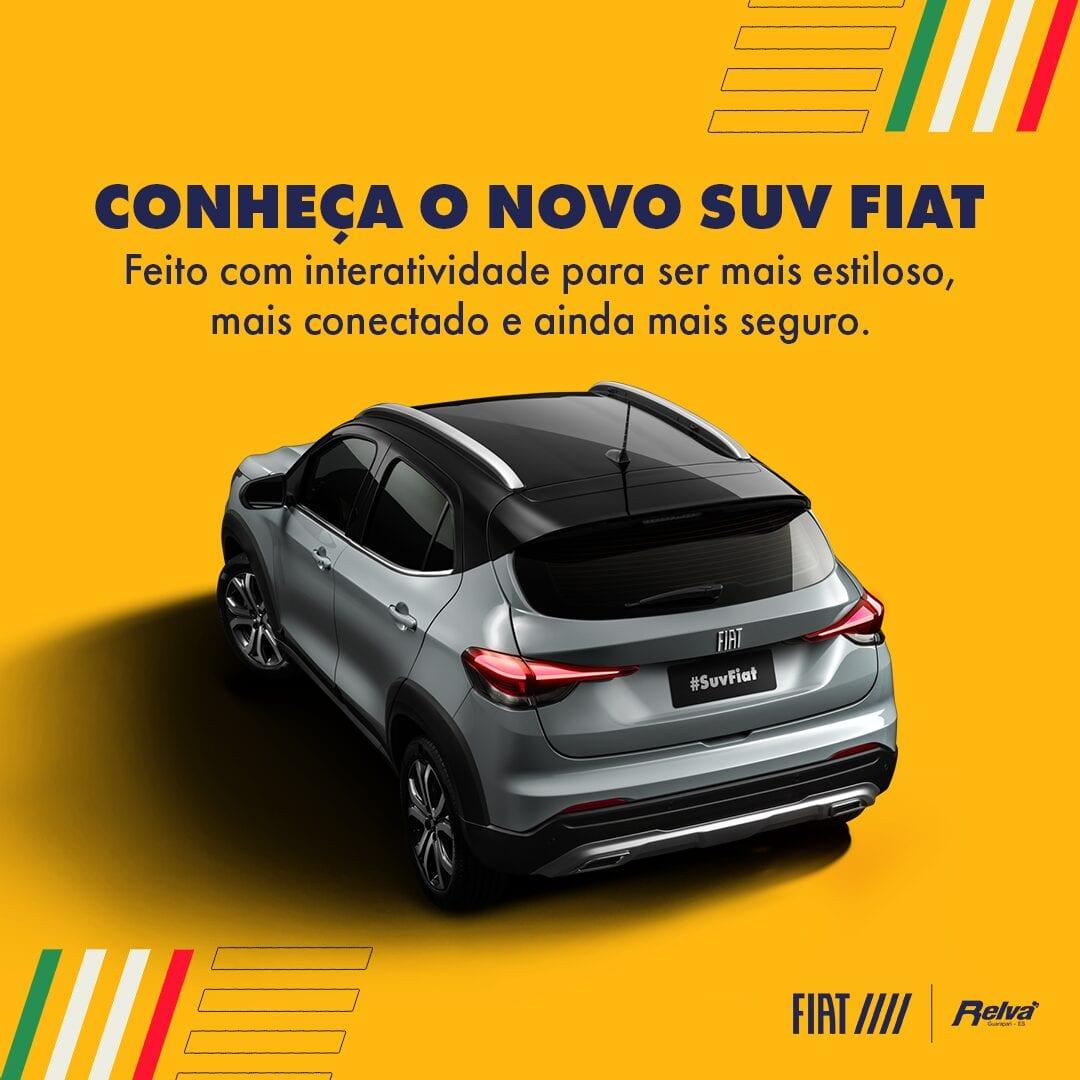 10 RELVA NOVO SUV FIAT Post Facebook v3 - Relva Veículos