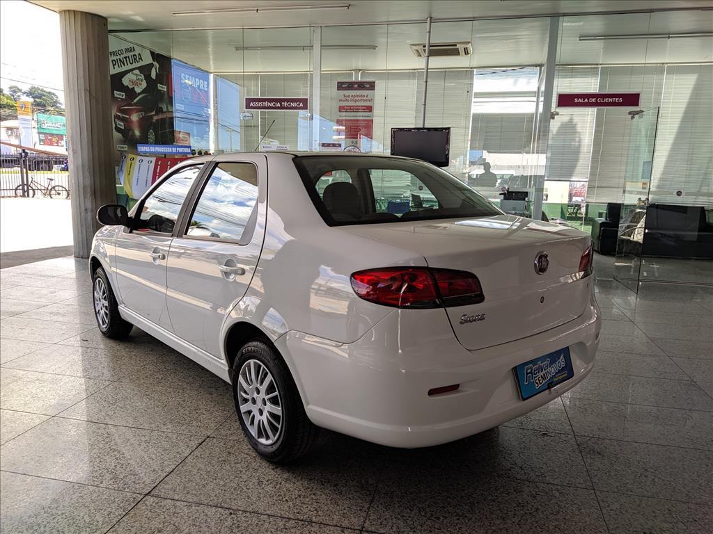 FIAT SIENA 1.0 MPI EL 8V FLEX 4P MANUAL 2015/2015