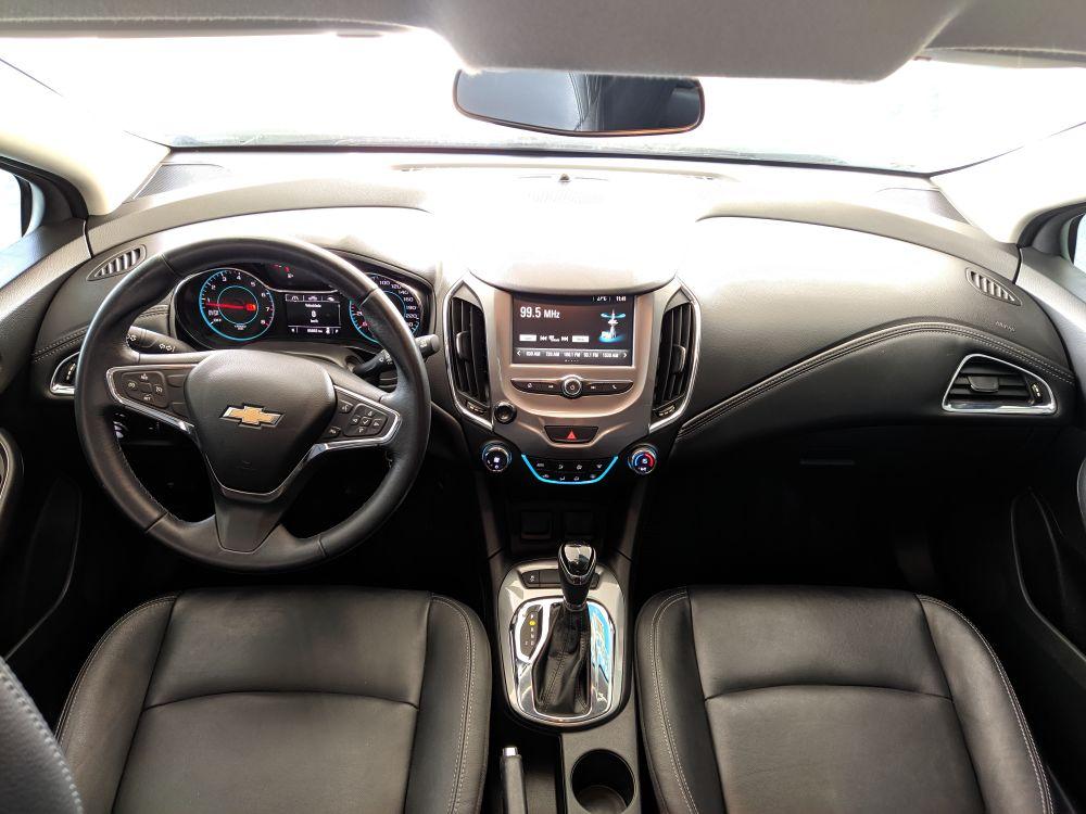 CHEVROLET CRUZE 1.4 TURBO SPORT6 LT 16V FLEX 4P AUTOMÁTICO 2016/2017