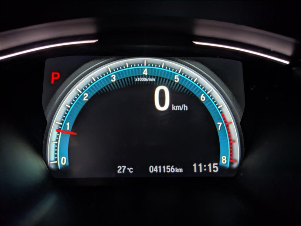 Honda CIVIC 2.0 16V FLEXONE EXL 4P CVT 2018/2018