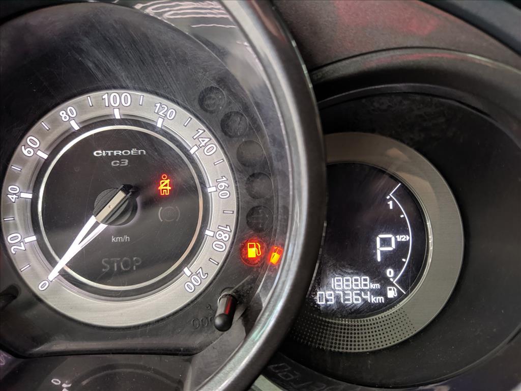 CITROËN C3 1.6 EXCLUSIVE 16V FLEX 4P AUTOMÁTICO 2013/2014