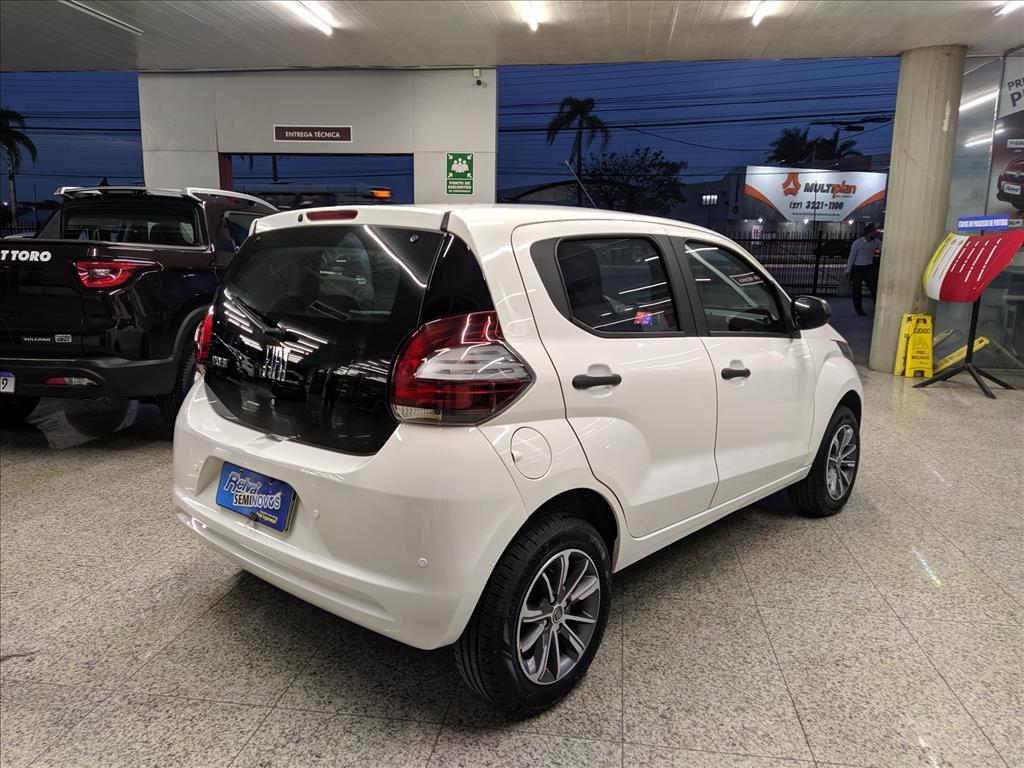 FIAT MOBI 1.0 8V EVO FLEX LIKE. MANUAL 2018/2019