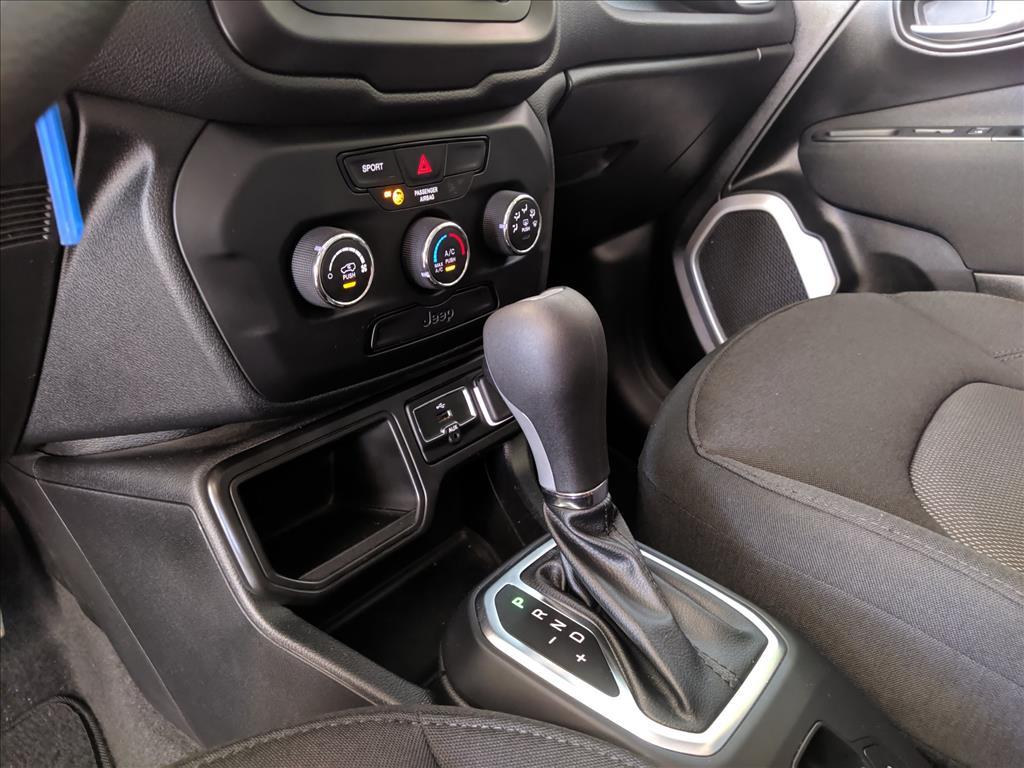 JEEP RENEGADE 1.8 16V FLEX SPORT 4P AUTOMÁTICO 2019/2020