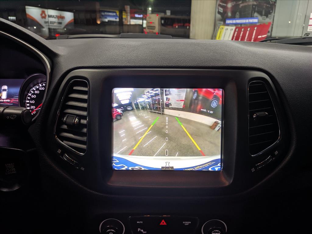 JEEP COMPASS 2.0 16V FLEX LONGITUDE AUTOMÁTICO 2019/2019