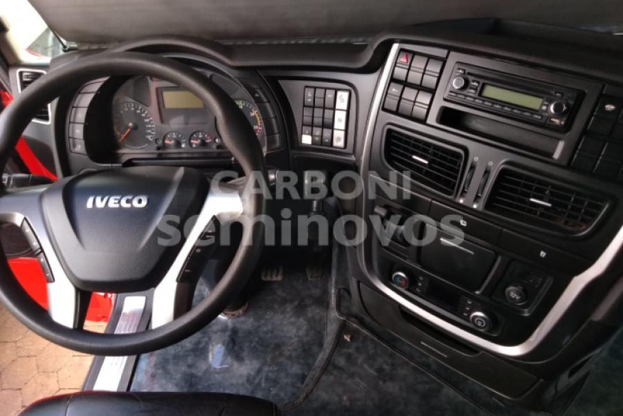 IVECO STRALIS 800S48TZ 6X4 2014/2014