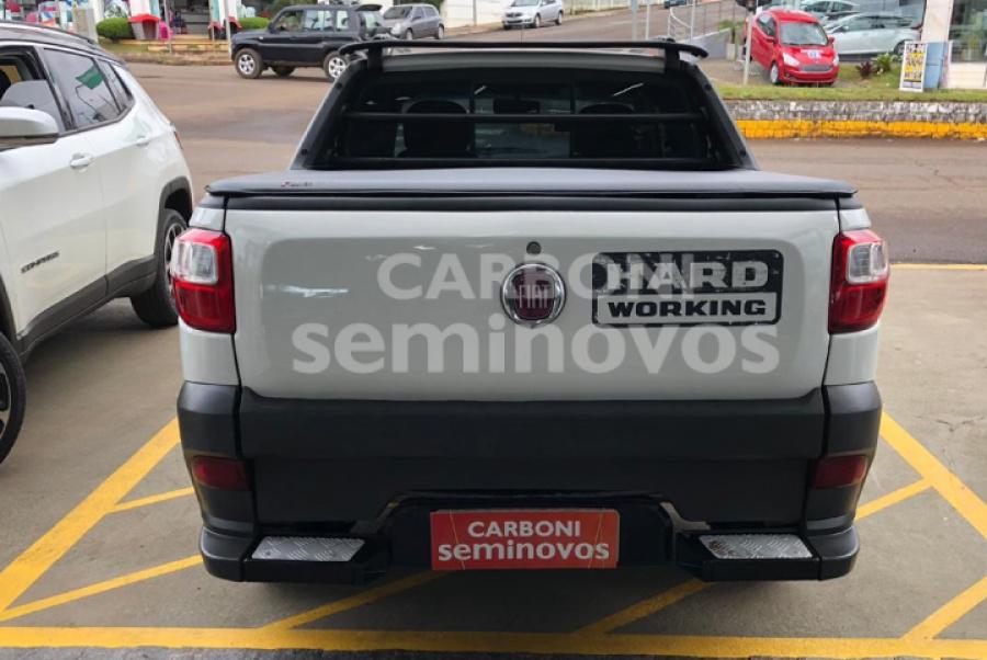 FIAT STRADA HARD WORKING CD 2017/2018