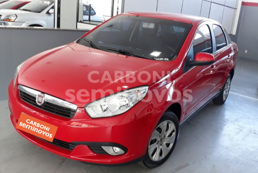FIAT SIENA ATTRACTIVE 1.4 2014/2015