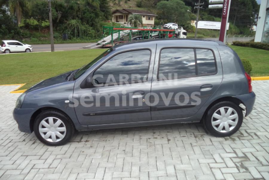 RENAULT CLIO CAM 1.0 16 VH 2010/2011