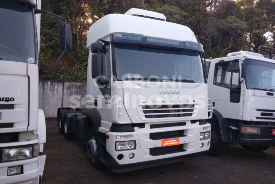 IVECO STRALIS HD 450S38T 6X2 2005/2005