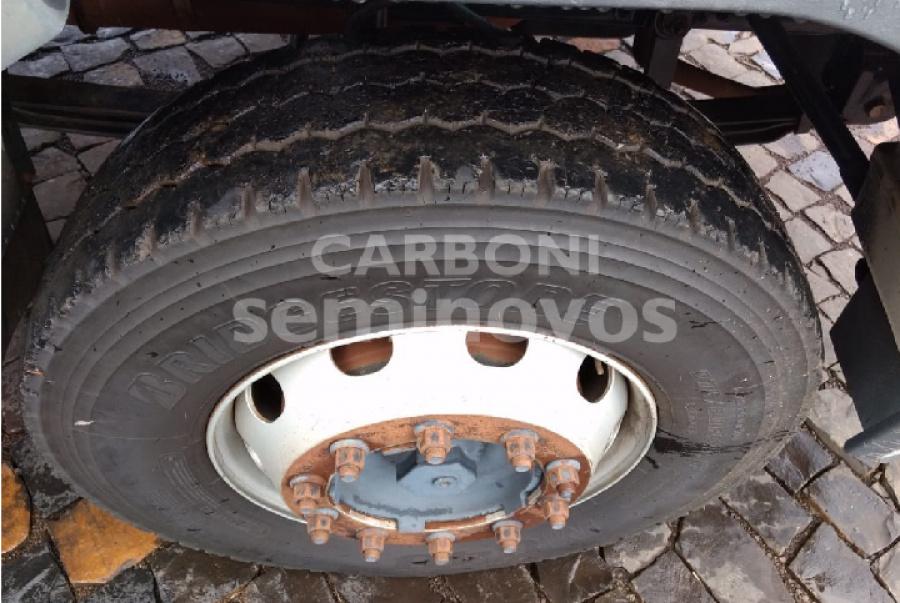 IVECO EUROCARGO 170E22 4X2 2011/2012