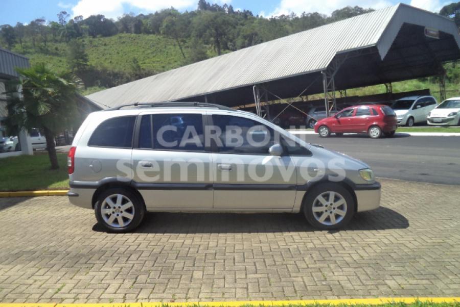 GM ZAFIRA ELITE 2004/2005
