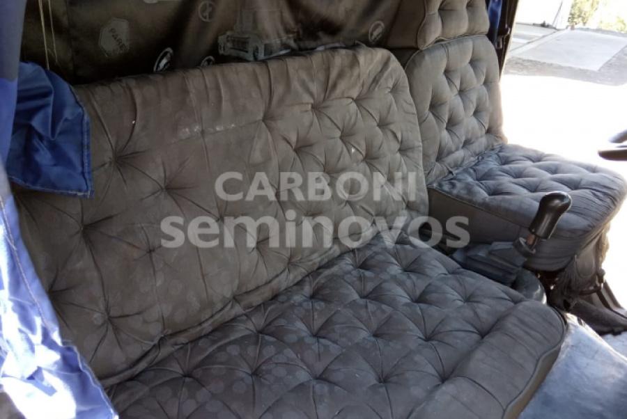 FORD CARGO 1317 E 6X2 2007/2007