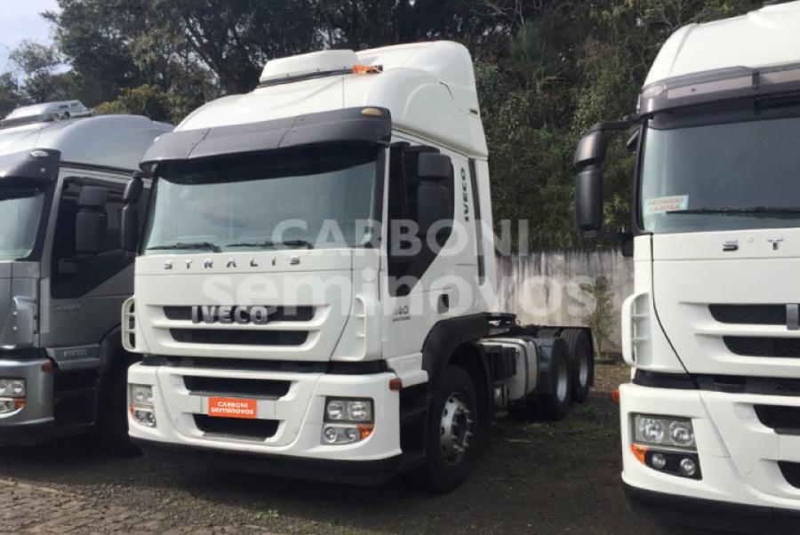 IVECO STRALIS 490S44 T 6X2 2013/2014