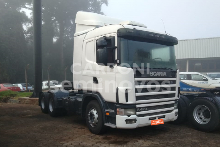 SCANIA R124 GA NZ 420 6X2 2005/2005