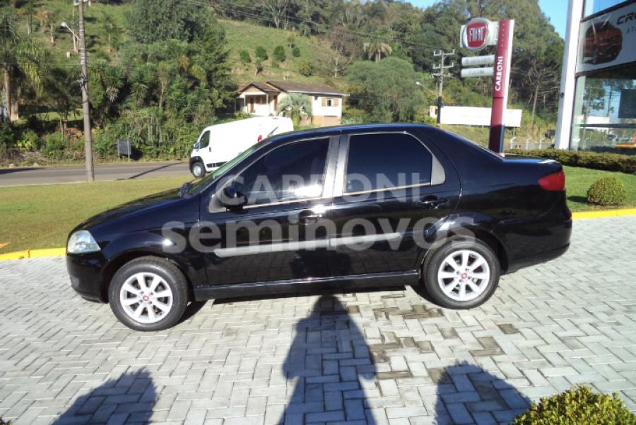 FIAT SIENA EL 1.4 FLEX 2011/2012