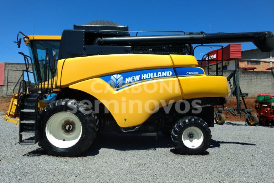 NEW HOLLAND CR5080 2013/2013