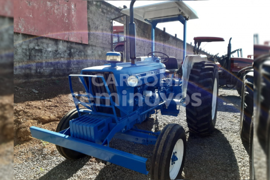 FORD FORD 6600 1981/1981